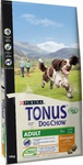 Tonus Dog Chow Adult Complet Κοτόπουλο 2.5kg