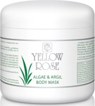 Yellow Rose Algae & Argil Body Mask 500ml