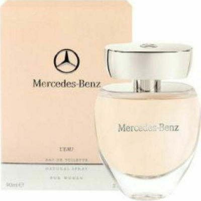 Mercedes-Benz Benz L'Eau for Woman Eau de Toilette 90ml