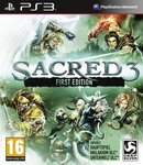 Sacred 3 First Edition PS3