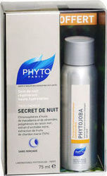 Phyto Secret de Nuit 75ml & Phytojoba Shampoo 50ml