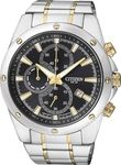 Citizen Chronograph Stainless Steel Bracelet AN3534-51Ε