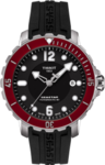 Tissot Seastar Automatic Black Rubber Strap T066.407.17.057.03