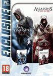 Assassin`s Creed & Assassin`s Creed II Double Pack Exclusive PC