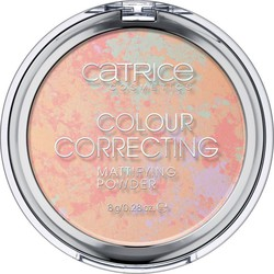 Catrice Cosmetics Colour Correcting Mattifying Powder 010 Delicate Blossom 8gr