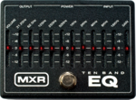 Dunlop MXR 10-Band Graphic EQ