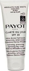 Payot Absolute Pure White Clarte du Jour SPF30 Hydrating Protecting Lightening Day Cream 100ml