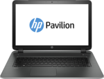 HP Pavilion 17-f150 nv (i3-4030U/4GB/500GB)