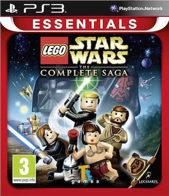 LEGO Star Wars: The Complete Saga (Essentials) PS3