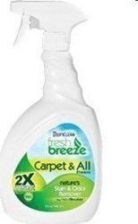 TROPICLEAN CARPET AND ALL 946ML