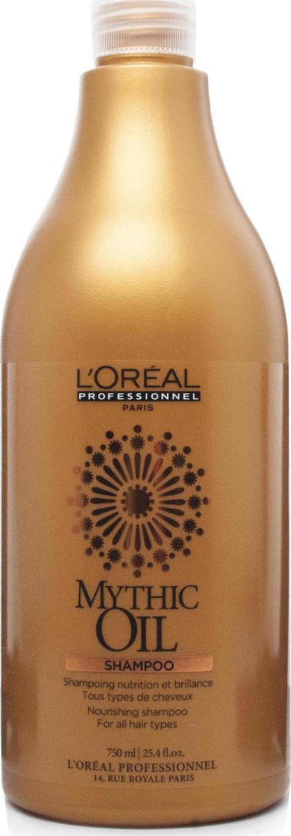 L'oreal Oil Control Shampoo L'oreal Mythic Oil Nourishing