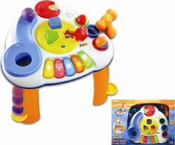 OEM Ball N Shapes Musical Table