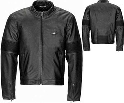 Alpinestars JD Leather Black