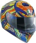 AGV K-3 SV Top Five Continents