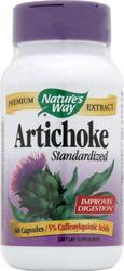 Nature's Way Artichoke 60 κάψουλες