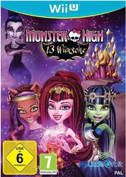 Monster High: 13 Wishes Wii U