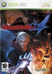 Devil May Cry 4 (Steelbook) XBOX 360