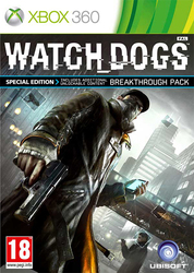 Watch Dogs (Special Edition) XBOX 360