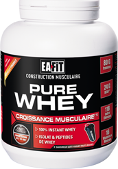 Pure Nutrition Pure Whey 750gr