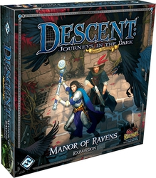 Fantasy Flight Descent: Manor of Ravens