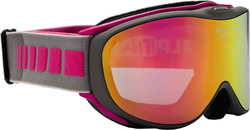 Alpina Challenge 2.0 Multimirror Anthracite/Pink