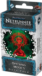 Fantasy Flight Android Netrunner: Opening Moves