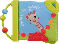 Vulli Sophie the giraffe awakening book