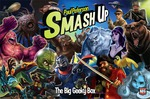 Alderac Smash Up: Big Geeky Box
