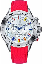 Nautica New Collection Nst Chrono Flag A24515G
