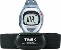 Timex Ironman Easy Trainer HRM Grey/Silver