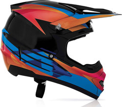 Acerbis Timebomb Profile Black/Red