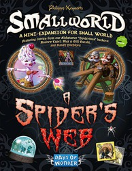 Days of Wonder Small World: A Spider's Web