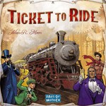 Days of Wonder Ticket To Ride - English
