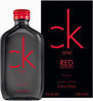 Calvin Klein CK One Red Edition for Him Eau de Toilette 50ml
