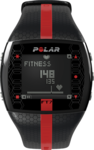 Polar FT7 (Black/Red)