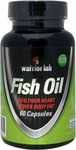 Warrior Lab Fish Oil 60 κάψουλες
