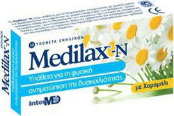 Intermed Medilax Adults 10 Supp
