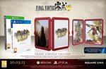 Final Fantasy Type-0 (Limited Edition) PS4