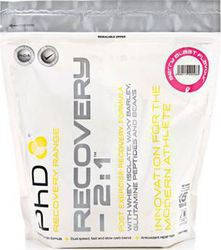 PhD Nutrition Recovery 2:1 1280gr Fruit Smoothie