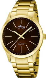 Lotus Classic Gold Stainless Steel Bracelet L15960/3