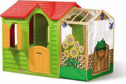 Little Tikes Σπιτάκι Κήπου Cottage Evergreen 490Α