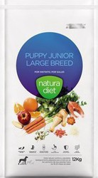 Dingonatura Natura Diet Puppy Junior Large Breed 3kg