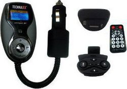 Technaxx FM TRANSMITTER FMT300BT