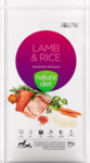 Dingonatura Natura Diet Adult Lamb & Rice 500gr