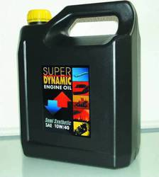 Super Dynamic Semi Synthetic 10W/40 4L