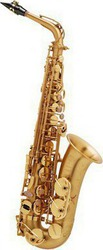 SELMER Series III Brushed Gold Lacquer Engraved Άλτο Σαξόφωνο
