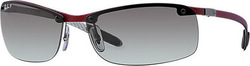 Ray Ban Carbon Fibre CL RB8305 142/T3