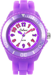 Colori Kids Collection Light Purple Rubber Strap CLK015