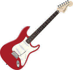 Squier Standard Stratocaster Rw Candy Apple Red