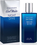 Davidoff Cool Water Night Dive Eau de Toilette 75ml